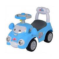 Машинка-каталка Alexis-Babymix Z-313 (blue)
