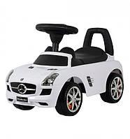 Машинка-каталка Alexis-Babymix Z-332 (white)