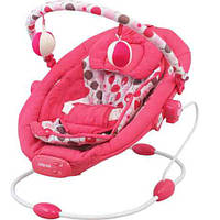 Шезлонг Alexis-Babymix BR245 (pink)