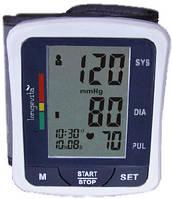 Автоматический измеритель давления Longevita BP-2206 (манжета на запястье)