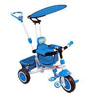 Велосипед 3-х колесный Alexis-Babymix ET-B30-4 (blue)