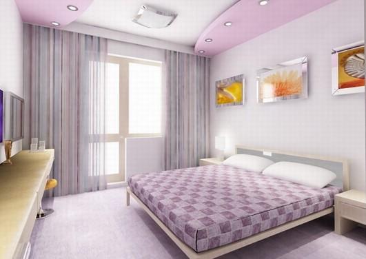 Цвет спальни влияет на секс.