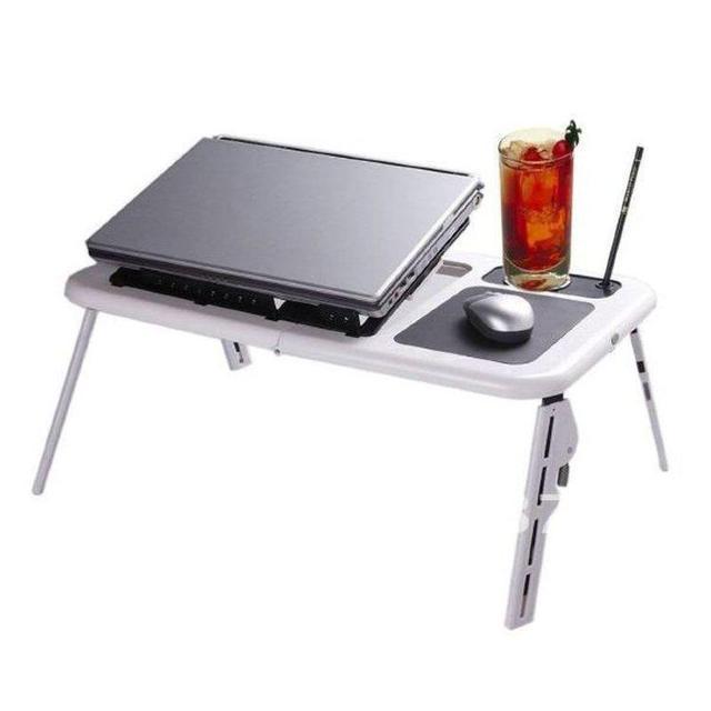Портативный столик подставка для ноутбукаE-Table