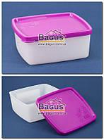 """Емкость 0,45л для заморозки и хранения пищевая пластиковая с крышкой """"Arctic Box"""" Ал-Пластик (Украина)"""