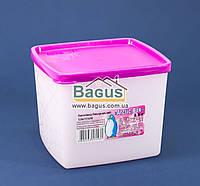 """Емкость 0,9л для заморозки и хранения пищевая пластиковая с крышкой """"Arctic Box"""" Ал-Пластик (Украина)"""