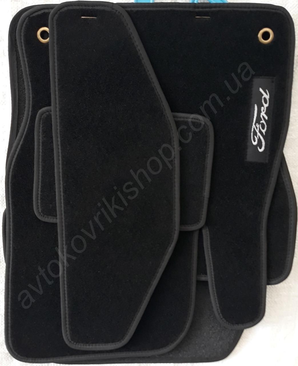 Ворсовые коврики Ford Focus II 2004-2011 CIAC GRAN