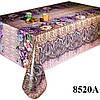 Клеенка (8520А) силиконовая, без основы, рулон. Китай. 1,37м/30м