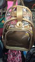 Рюкзак прозрачный