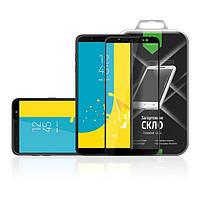Захисне скло Samsung Galaxy J810 J8 2018 прозоре Vinga