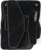 Ворсовые коврики Ford Fiesta 2001- CIAC GRAN