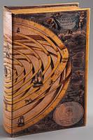 "Книга-шкатулка ""Морской путь"" (27х18х7), фото 1"