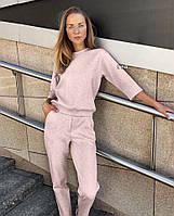 Костюм женский с укороченными штанами, фото 1