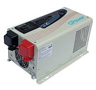 Гибридный инвертор GPower 3000Вт 24В