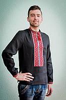 Мужские вышитые сорочки | Чоловічі вишиті сорочки, фото 1