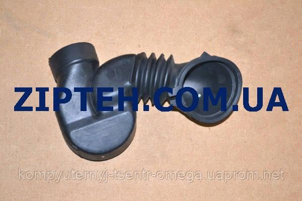 Патрубок для стиральной машинки соединительный от порошкоприемника к баку Bosch/Siemens 480833