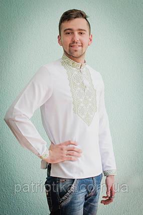 Вышитая мужская рубашка | Вишита чоловіча сорочка, фото 2