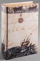 """Книга-шкатулка """"Буря"""" (27х18х7), фото 1"""