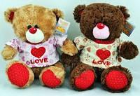 Мягкая игрушка Медведь №1556-3,мягкие медведи,подарки для любимых девушек и детей
