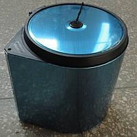 Встраиваемое кухонное ведро Starax 2251 (Турция) нержавеющая сталь 10 литров