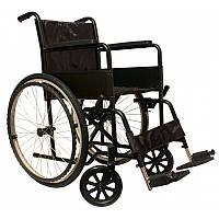 Стандартная коляска Economy спневматическими задними колесами