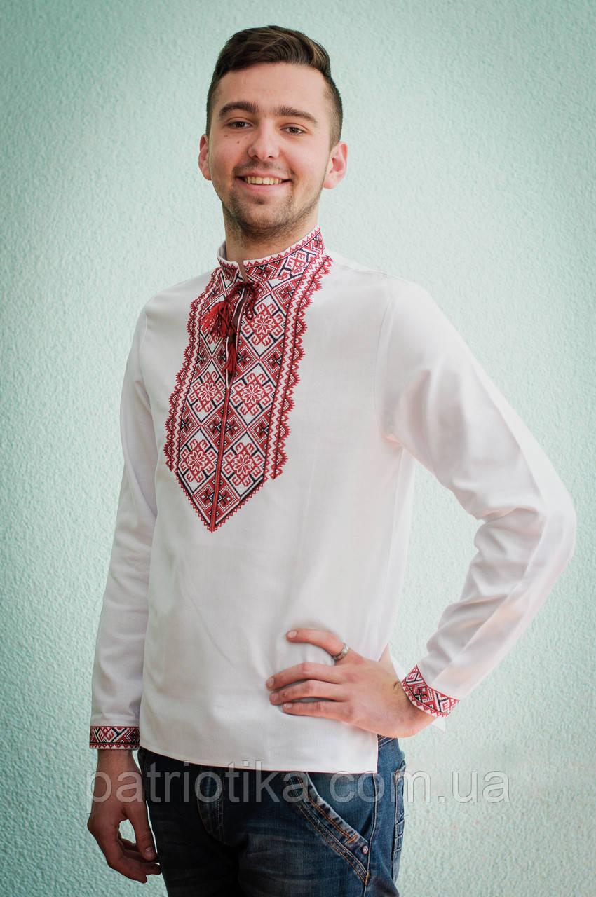 Мужская вышитая сорочка  4719a027eaaa3
