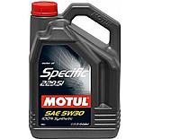 Motul specific mb 229.51 5w30 5l
