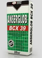 Клей Anserglob ВСХ 39 25 кг для приклеивания пенополистирольных плит
