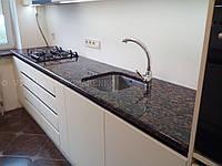 Кухонная столешница из украинского гранита Брусиловский
