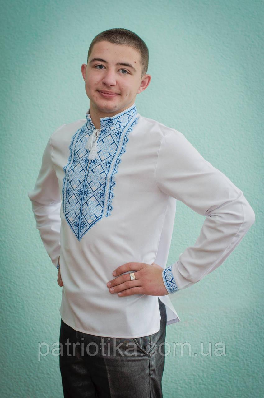 Мужская вышитая рубашка | Чоловіча вишита сорочка