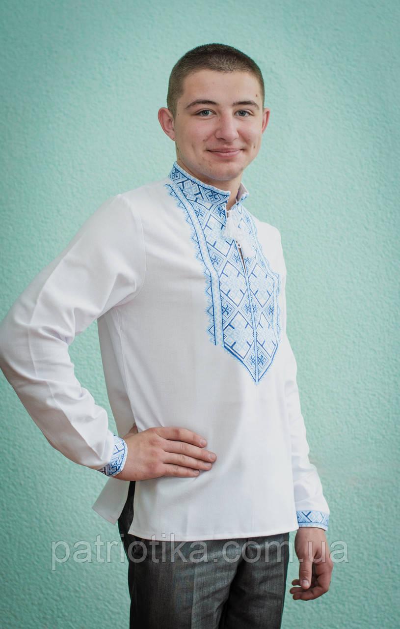 Мужская вышитая рубашка  3f2ef0c9524e5