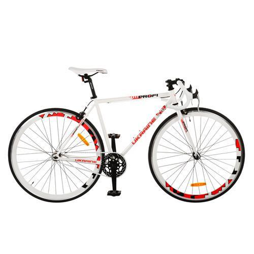 """Гибридный велосипед Profi FIX26C700-UKR2H 28""""."""