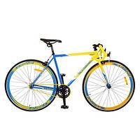 """Гибридный велосипед Profi FIX26C700-UKR1H 28""""."""