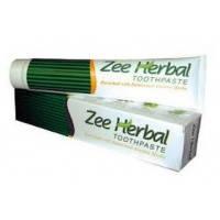 Зубная паста Zee Herbal Обогащенная индийскими лечебными травами 100 мл
