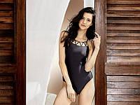 Купальник черный для плавания,басейна,от немецкого бренда Esmara