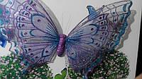 Интерьерные бабочки (большие с магнитом), фото 1