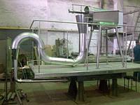 Установка соления сыра в потоке, -25 м3/ч УНС-25