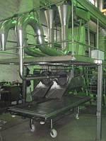 Установка соления сыра в потоке, -50 м3/ч УНС-50