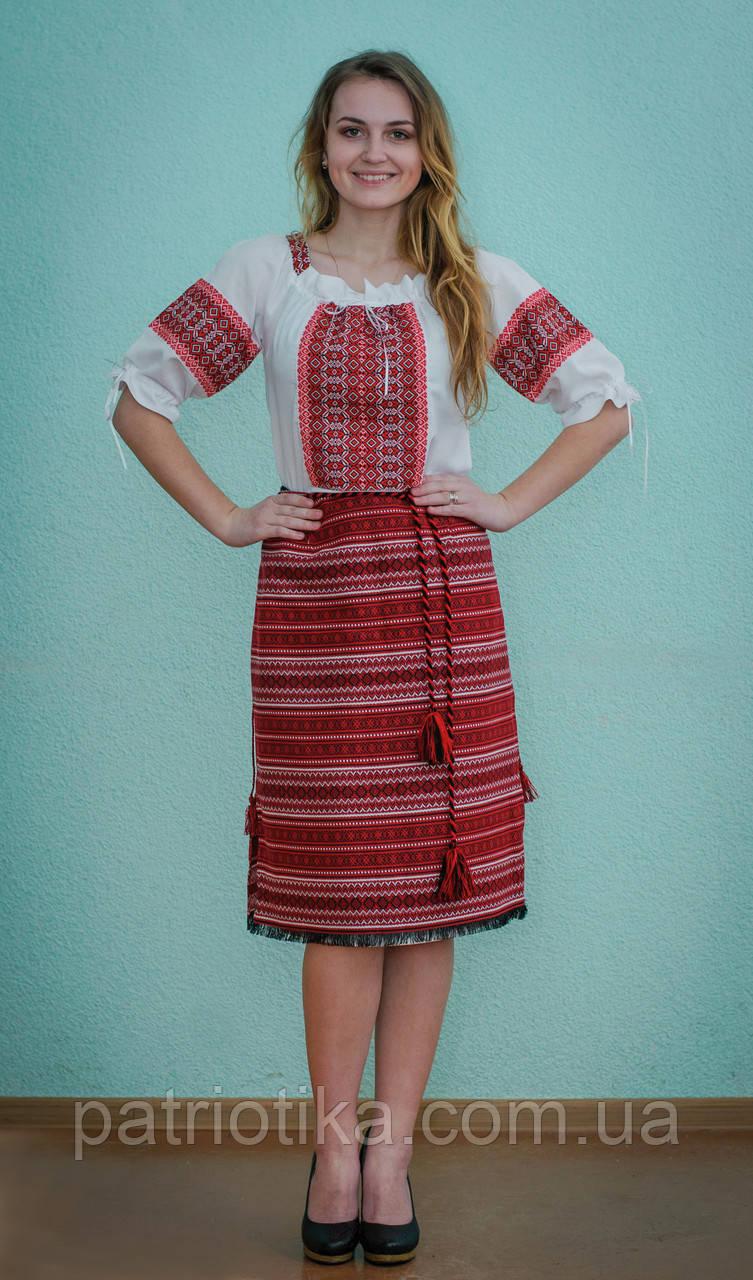 Украинская плахта (юбка) | Українська плахта (спідниця)