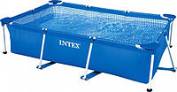 Бассейн каркасный Intex 28270 (58983) размер 220*158*60см