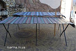 Торговый раскладной стол с укрытием, фото 2