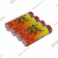 Батарейки XDigital R06PAA SUM3 PVC 4 pcs, солевая 60 шт, фото 1
