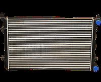 Радиатор системы охлаждения Volkswagen VW Caddy 03- 2,0SDI двигатель BDJ,BST Thermotec D7S003TT