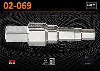 """Сменный наконечник 1/2"""" для ключа 02-060, NEO 02-069"""