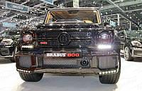 Внешний Тюнинг Brabus WideStar G800 Mercedes Gelandewagen