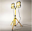 Стойка для фонарей Tiross TS-1849 длина 1,5 метра на два фонаря, фото 4