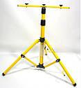 Стойка для фонарей Tiross TS-1849 длина 1,5 метра на два фонаря, фото 2