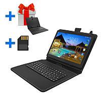 Игровой Планшет Samsung Galaxy Tab KT107 10.1 2/16GB ROM 3G + Чехол с клавиатурой + Карта памяти 64GB