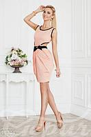 Модное женское платье с вырезом на талии без рукавов николь, фото 1