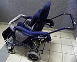Специальная Коляска для Реабилитации Детей с ДЦП Comfort Maxi 6 plus до 75кг/180см, фото 3