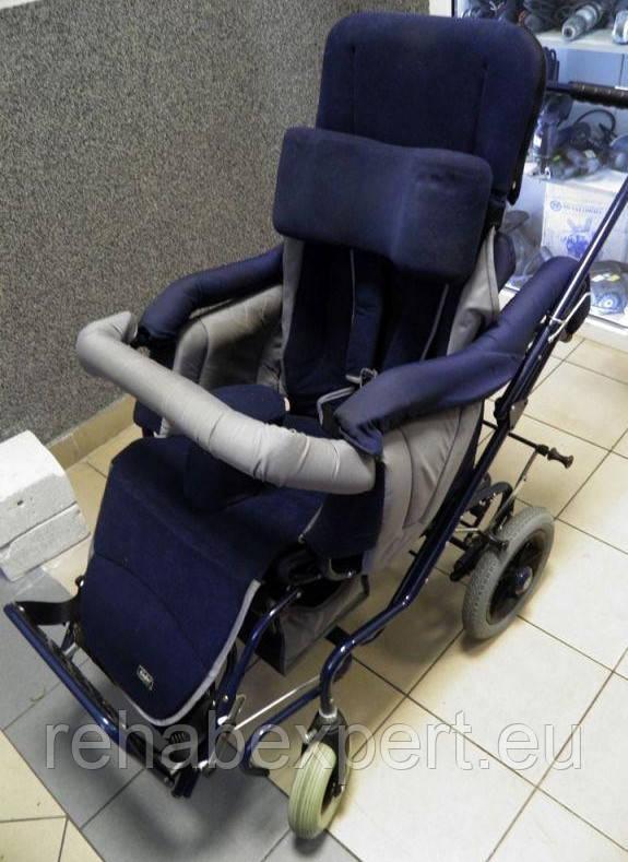 Специальная Коляска для Реабилитации Детей с ДЦП Comfort Maxi 6 plus до 75кг/180см